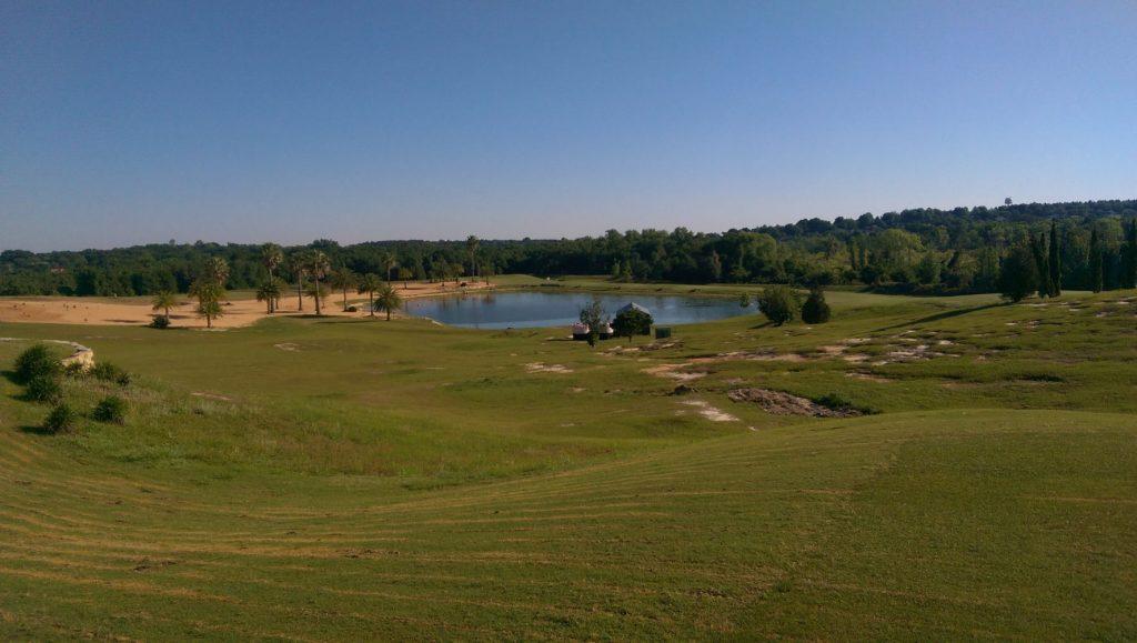 West Orlando Golf Courses