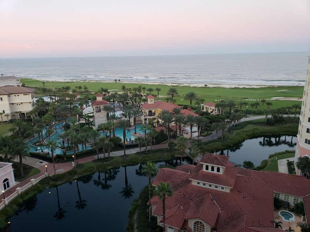 Hammock Beach Resort View