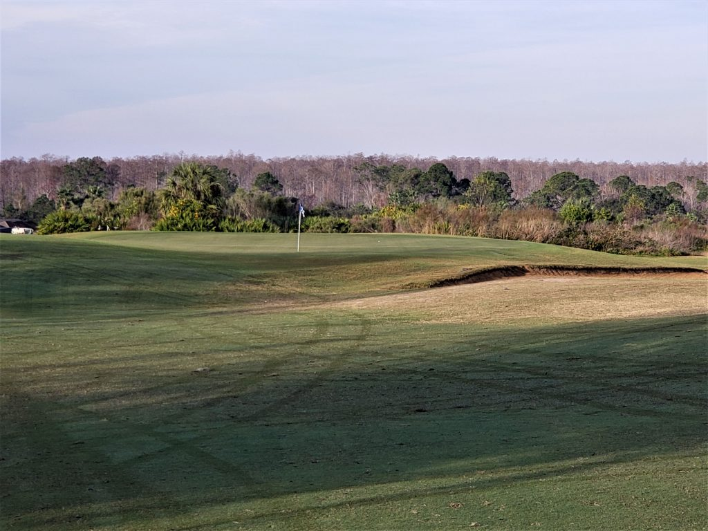 Davenport Golf Courses