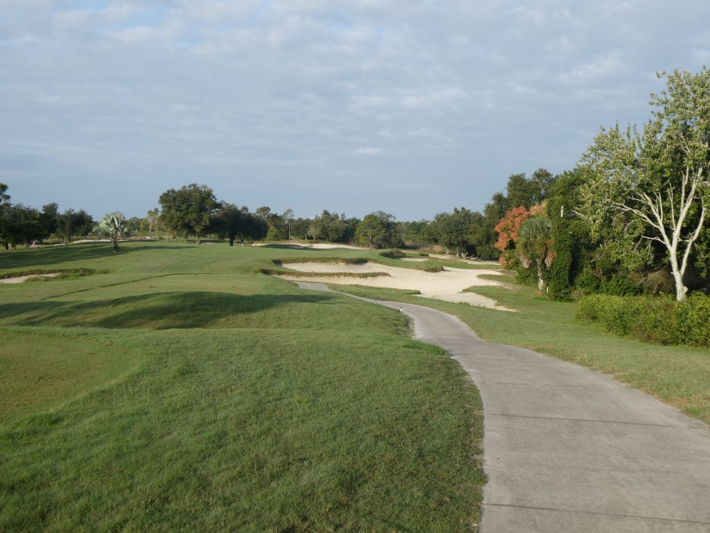 The Deltona Club Golf Course