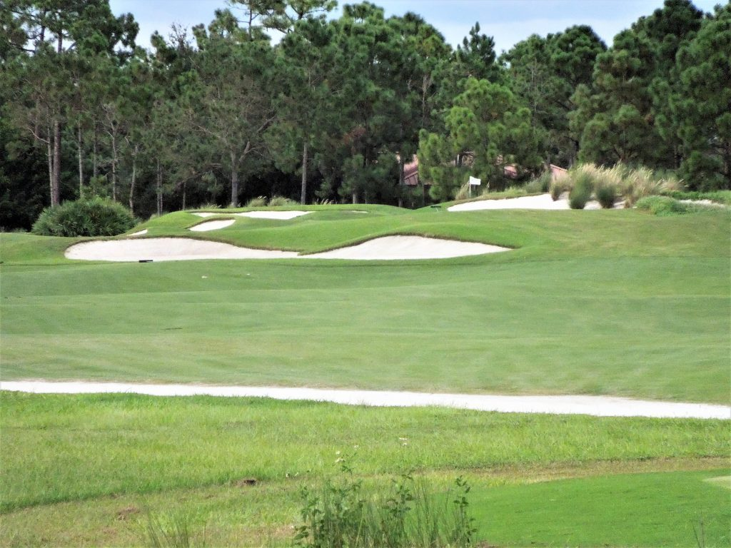 Dye Course at PGA Village